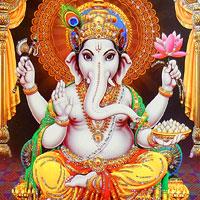 register for free ganesha puja